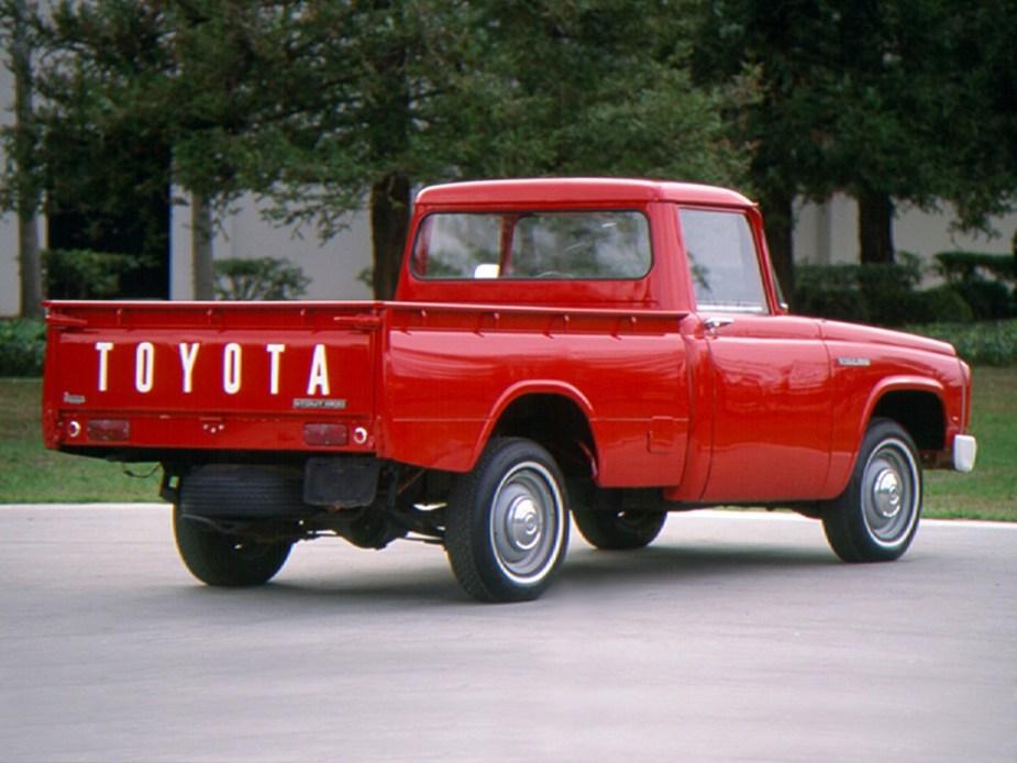 1964 Toyota Stout