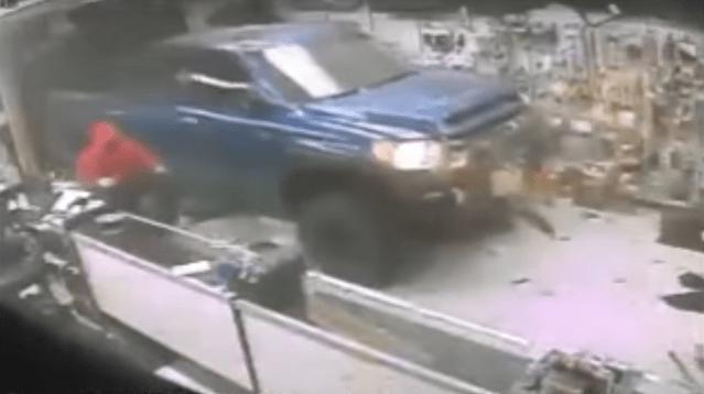 yotatech.com Toyota Tundra Robbery gun store Florida