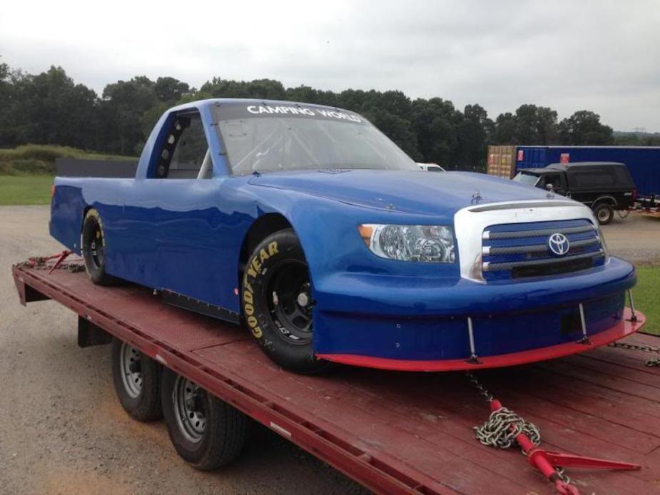 NASCAR Toyota Tundra