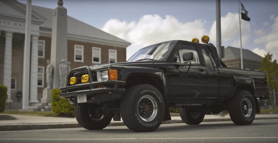 1984 Toyota 4x4