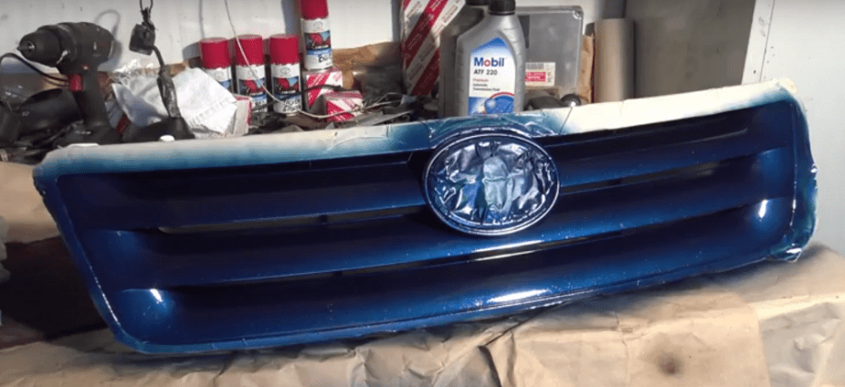 Toyota Truck Grille
