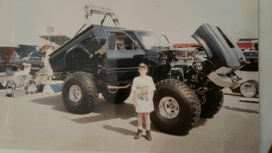 Toyota Monster Truck