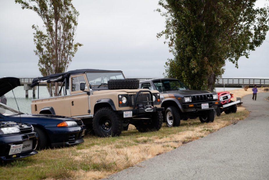 Toyota Trucks