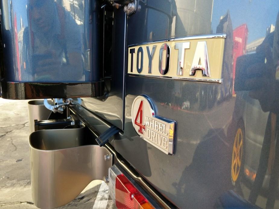 Toyota - SEMA