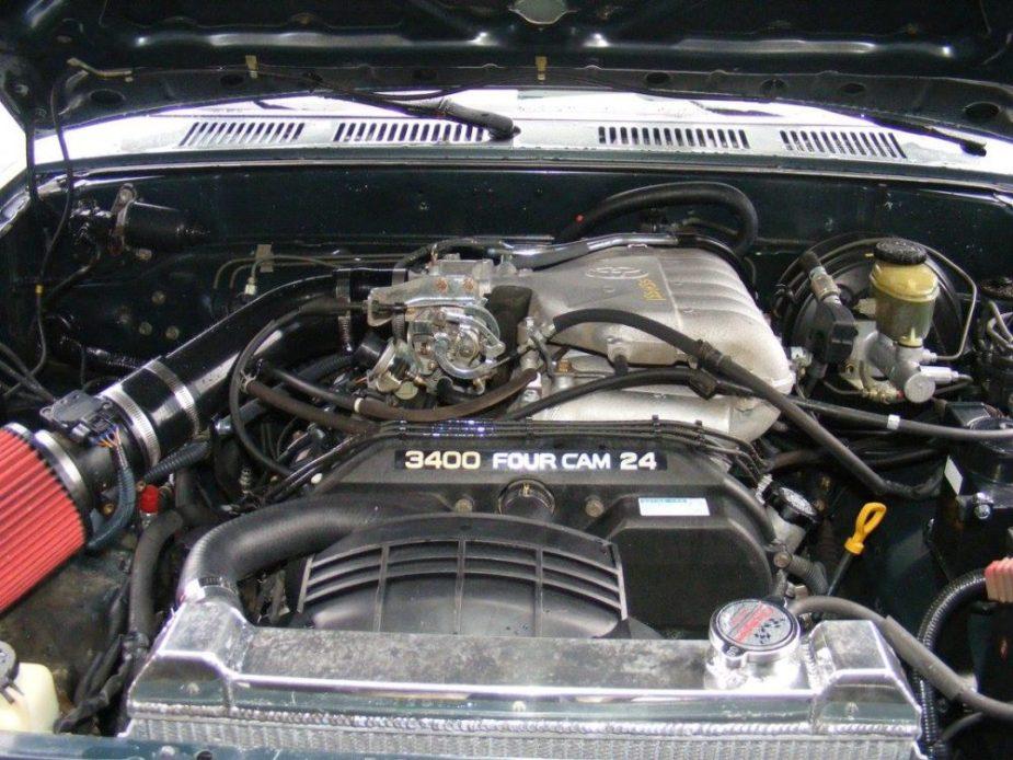 Toyota 3.4-liter Swap