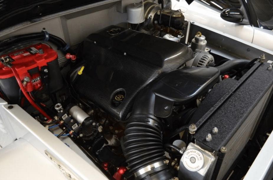 ICON Toyota FJ40