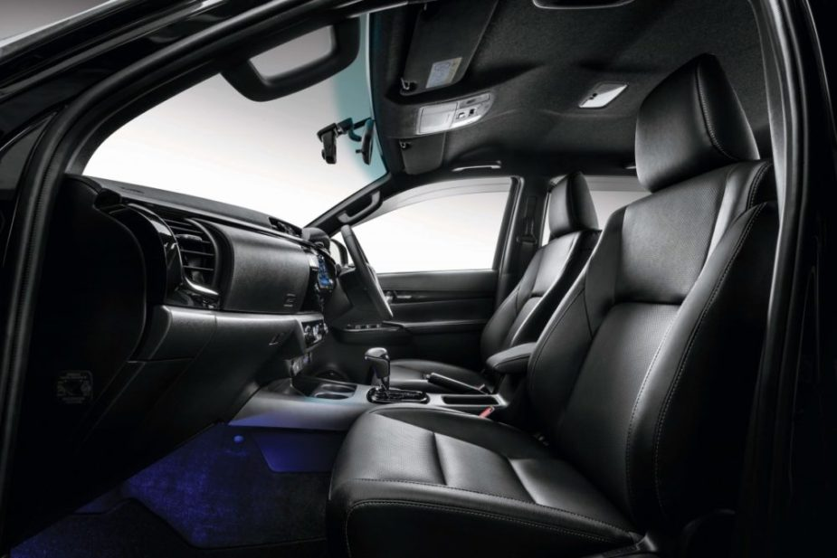 Toyota Hilux L-Edition