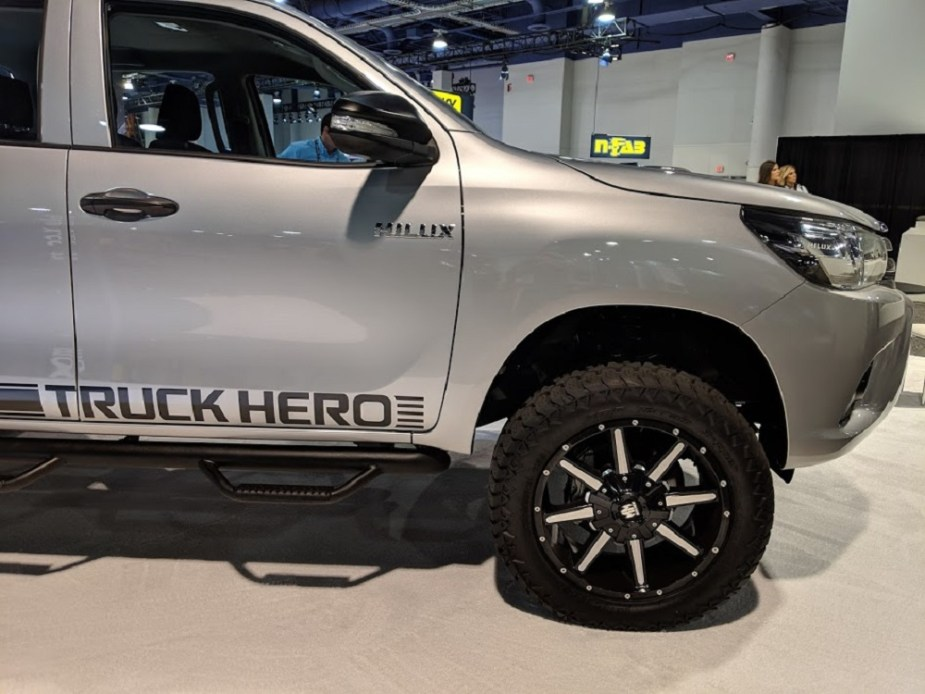 Toyota Hilux SEMA