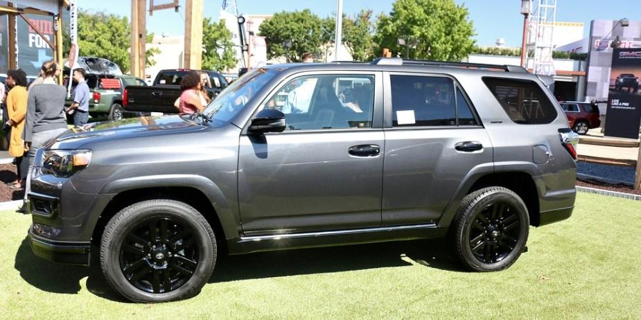 YotaTech.com Toyota Trucks and SUVs at 2018 Texas Auto Show