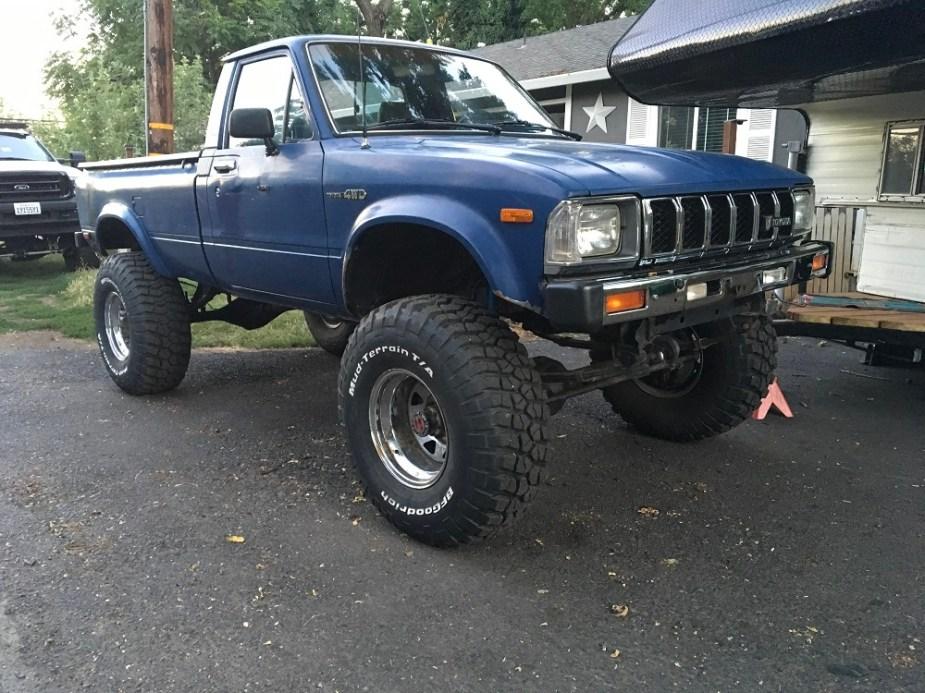1983 Yota First-gen pickup