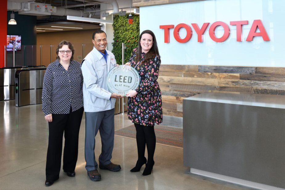Toyota - LEED Platinum