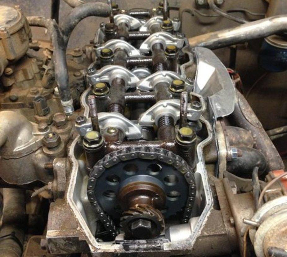 Toyota 22R-E