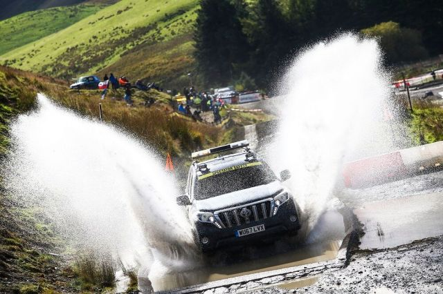 Toyota Wales Rally GB 4
