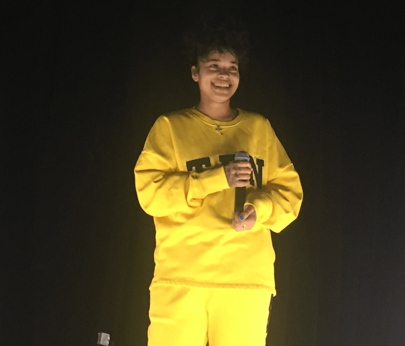 Sing Your Soul Out: Ella Mai Performs 'Time Ready Change'  @ The Constellation Room