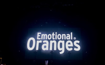 Emotional Oranges Brought the Juice to Orange County