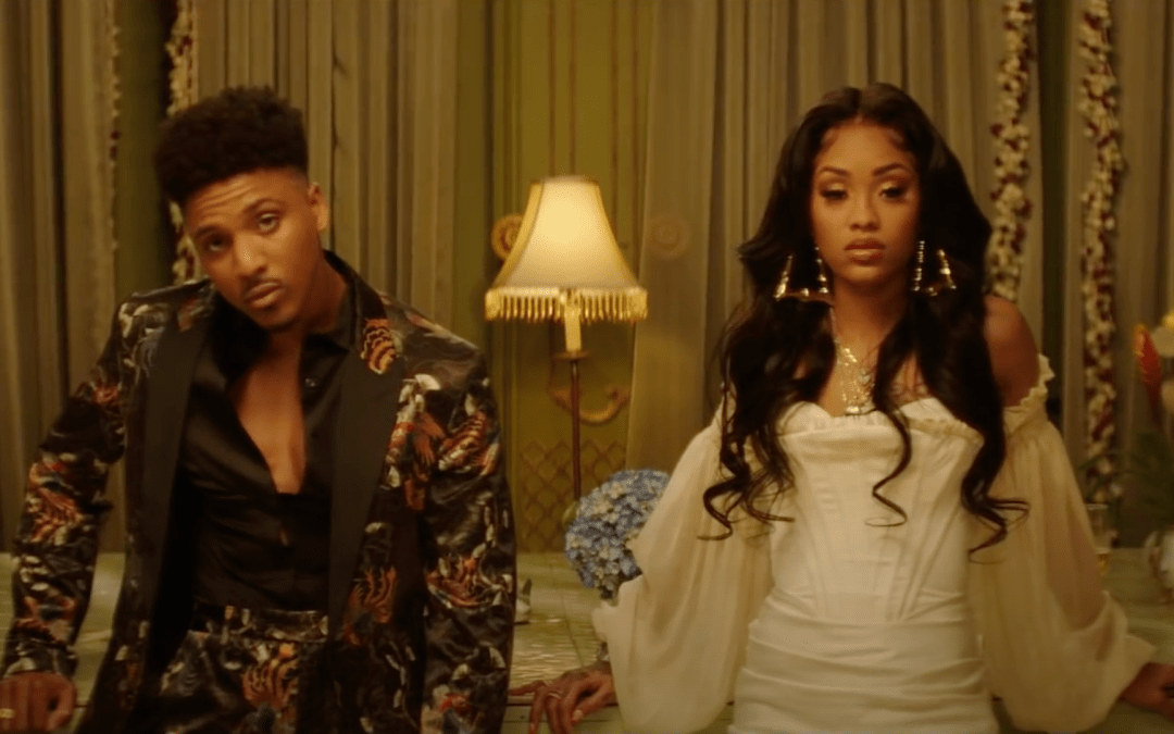 "[Visual] 4Hunnid Records' Mitch and Ann Marie Match Energy on ""Like This"""