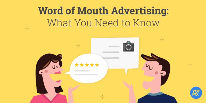نتيجة بحث الصور عن Word Of Mouth Marketing