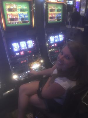 Gokje wagen in Las Vegas