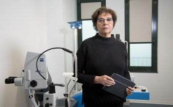 Anna Altomare di Blue Eye: «La chirurgia oculistica è un mix di specializzazione medica e strumentazioni all'avanguardia»