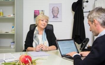 Tiziana Bettenzana del Poliambulatorio Specialistico Golgi di Brescia: «Nella sanità privata il paziente viene prima di tutto»