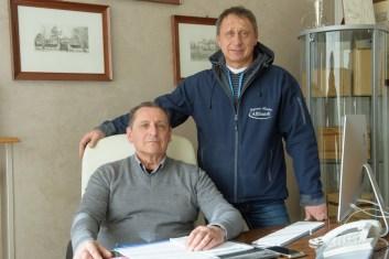 Gianni e Gianfranco Allibardi