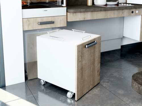 une cuisine mobile evolutive you