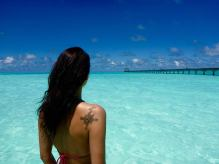 Maldives Maggy adventuregirl