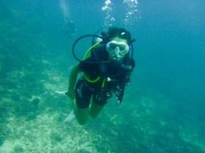 Diving Maldives scuba