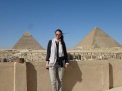 gizeh view pyramids