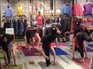 Schuster Studi afterwork Yoga Munich