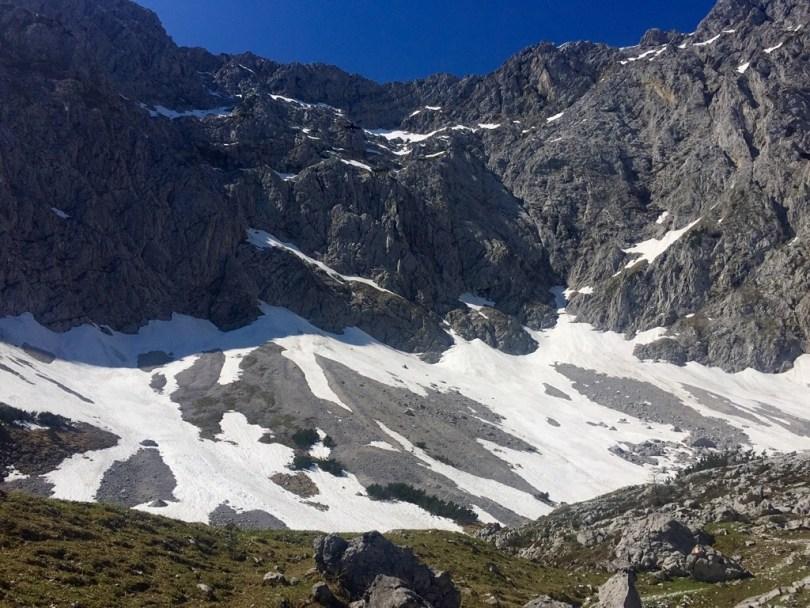 Hills Kaiser Mountains