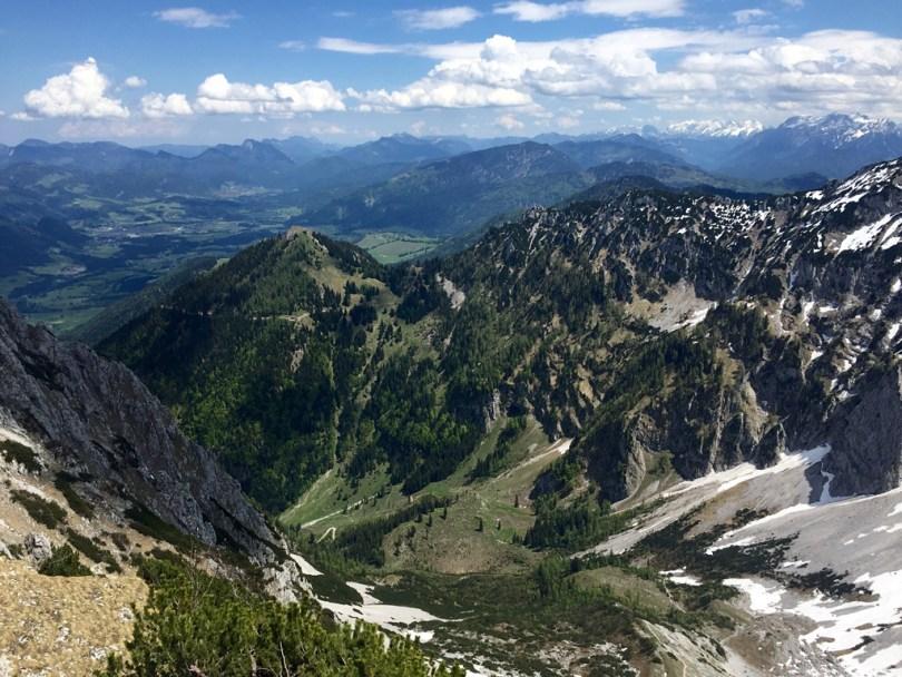 View Pyramidenspitze summit