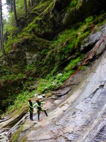 Waterfall 35m Wunzenschlucht
