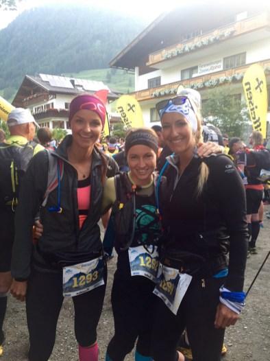 Trailrunning Girls Women Adventure Großglockner