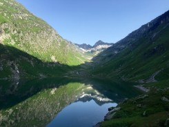Lake Dorfertal Hohe Tauern