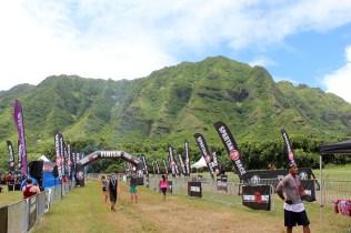Finish Line Spartan Hawai'i