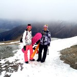 You are an Adventure Story Snowboard Kaprun