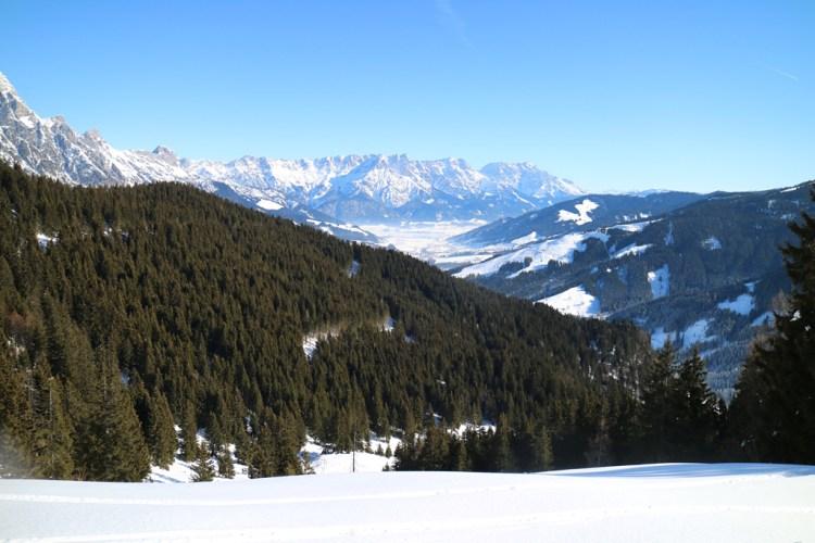 Schwarzleotal view Steinernes Meer