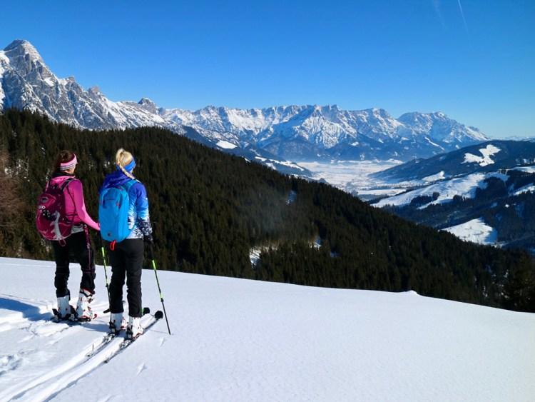 Skitour Schwarzleotal Saalfelden Leogang youareanadventurestory