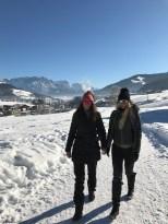 Winter wonderland Saalfelden Leogang