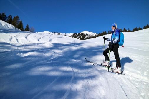 Skitour Schwarzleo beginner