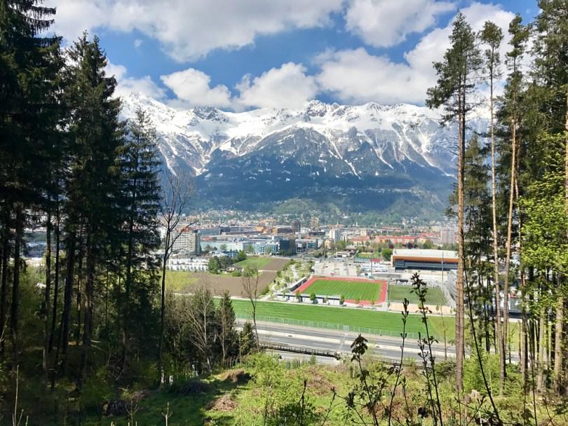 Innsbruck Trailrunning Nordkette