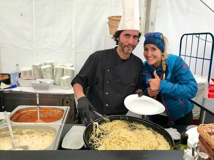 Pasta Party IATF 2017