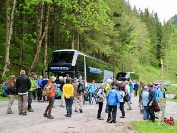 Sternwanderung NP Austria