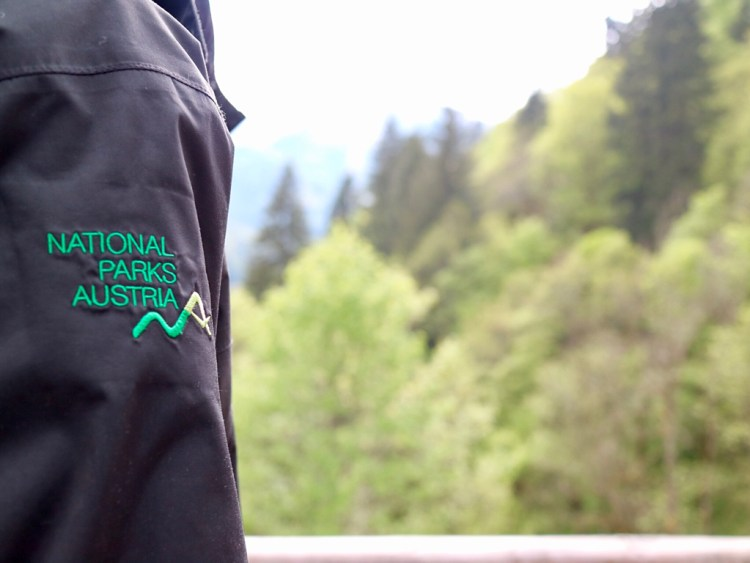 Nationalparks Austria ranger