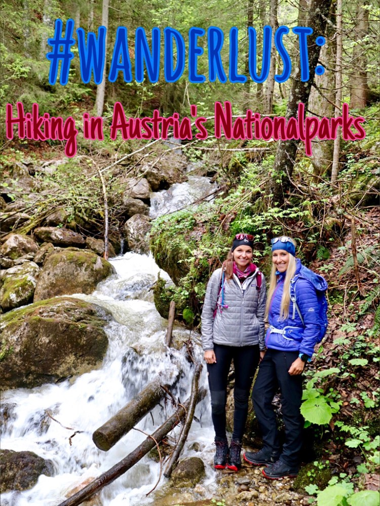 wanderlust Nationalparks Austria