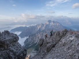 Klettern Große Zinne adventure story