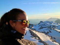 sunset Berchtesgadener Alpen