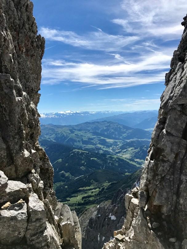 Kumetstein view Salzburg