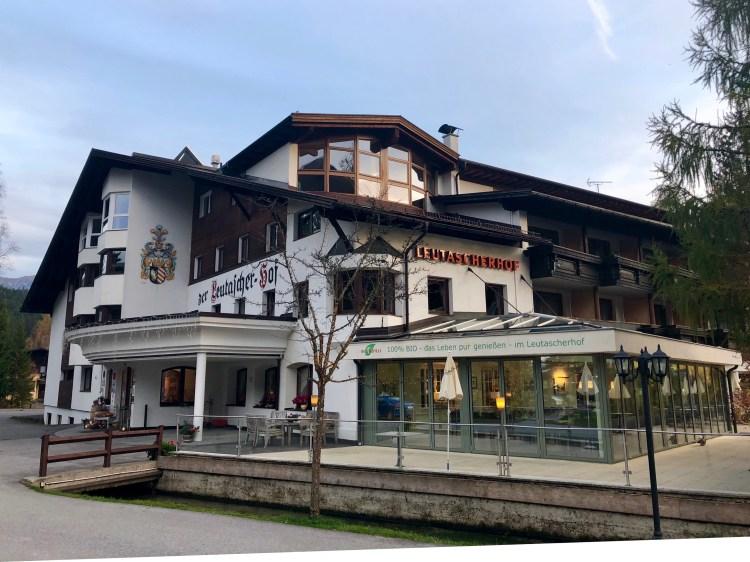 Leutascherhof Leutasch Hotel